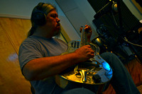 Franc Robert ~ Central Florida Recording Studio ~ 7 Mar 2015